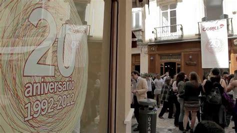 Flashmob Málaga centro GORKI 20 Aniversario   YouTube