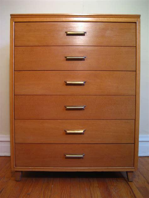 flatout design: Modern Oak Dressers