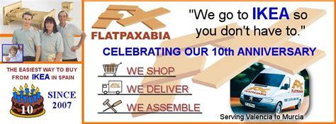 FLATPAXABIA   IKEA Delivery Costa Blanca | IKEA Murcia ...