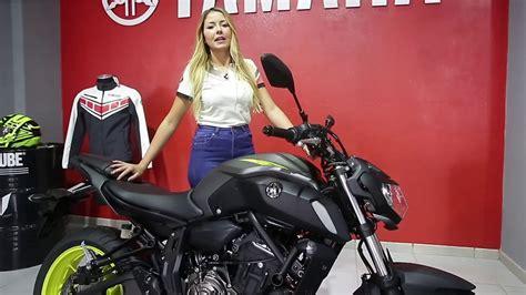 Flick Moto presenta la nueva Yamaha MT 07 2018   YouTube