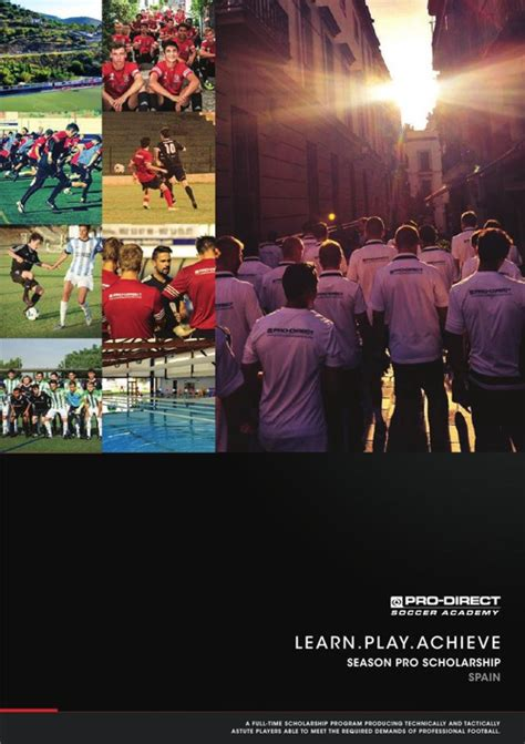 FlipSnack   Pro Direct Academy... by Pro Direct Sport