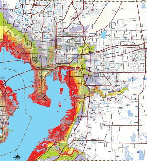 Flood Zone Map Hillsborough County Florida | Printable Maps
