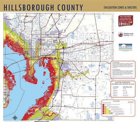 Flood Zone Map Hillsborough County   Maping Resources