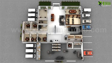 floor Plan design companies for Office | Architecture 3D ...