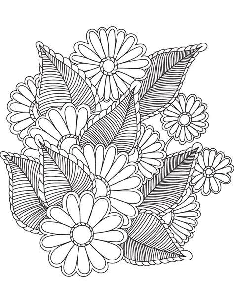 Floral automne doodle à imprimer  avec images  | A ...