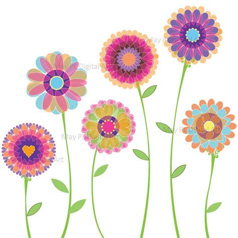 Floral flower clipart free clipart   Clipartix