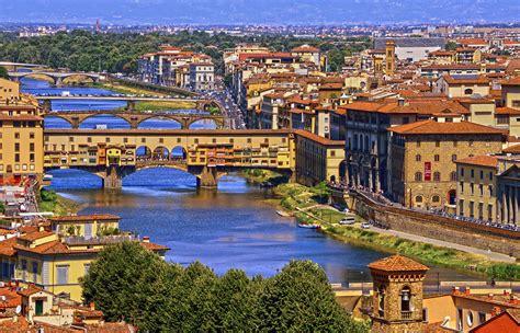 Florence   Italy Ponte Vecchio   Frederico Domondon