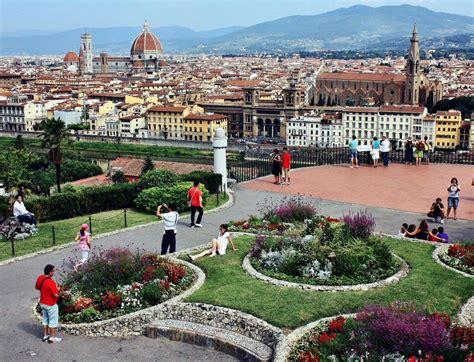 Florencia   Cómo subir a Michelangelo   Viajar a Italia