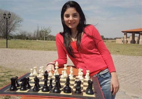 Florencia Fernández, Campeona de Argentina 2013 | ChessBase