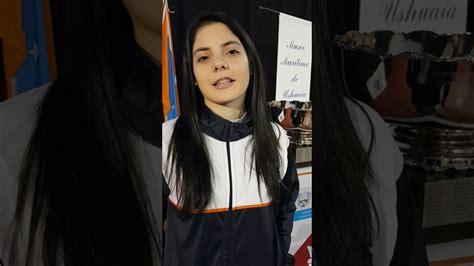 Florencia Fernandez ganadora en Ushuaia   YouTube