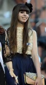 Florencia Kirchner, elegantísima.  Foto: Télam