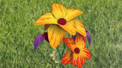 flores animadas   YouTube