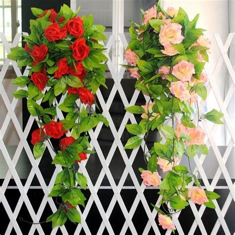 Flores artificiales para la decoración de simulación de ...
