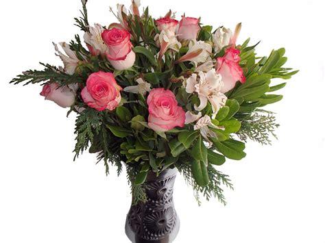 Flores Hermoso Arreglo De Rosas Para Regalo Boda, Xv Años ...