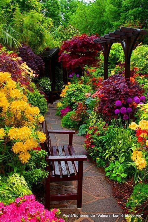 Flores   Most beautiful gardens, Beautiful gardens ...