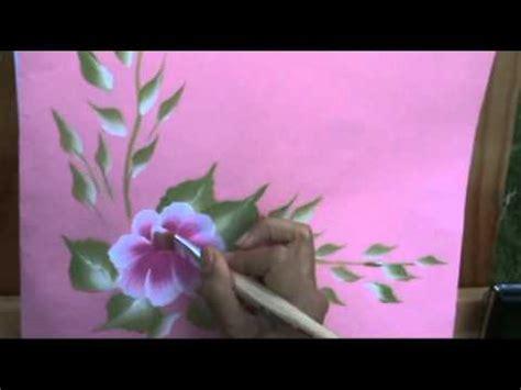 Flores Primaver Para Pintar Flores Sobre Madera!!!   YouTube