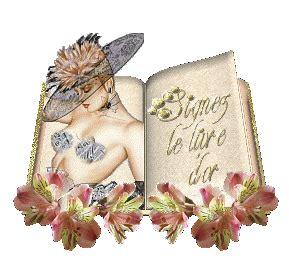 Flores y libros en movimiento, bonitos | Gifs de mariposas ...
