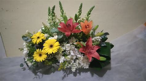 Floristería Olga: Flores para los difuntos