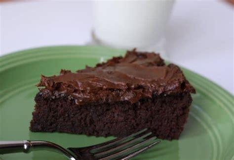 flourless black bean chocolate cake. yep. We | Foodlets