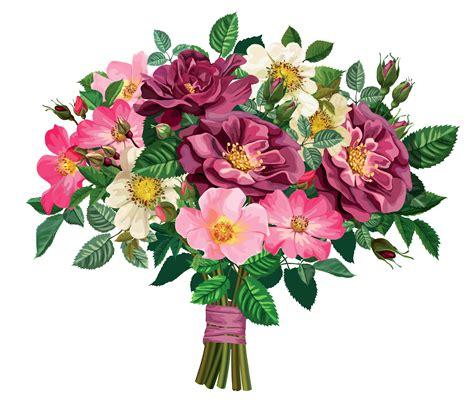 Flower bouquet clipart   Clipground