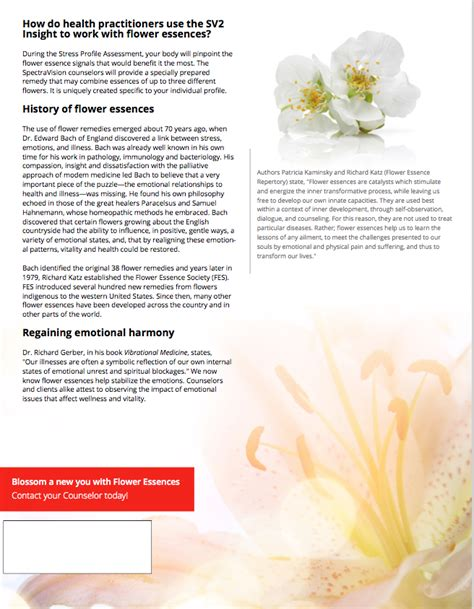 Flower Essence Therapy – Advanced Allergy Treatment