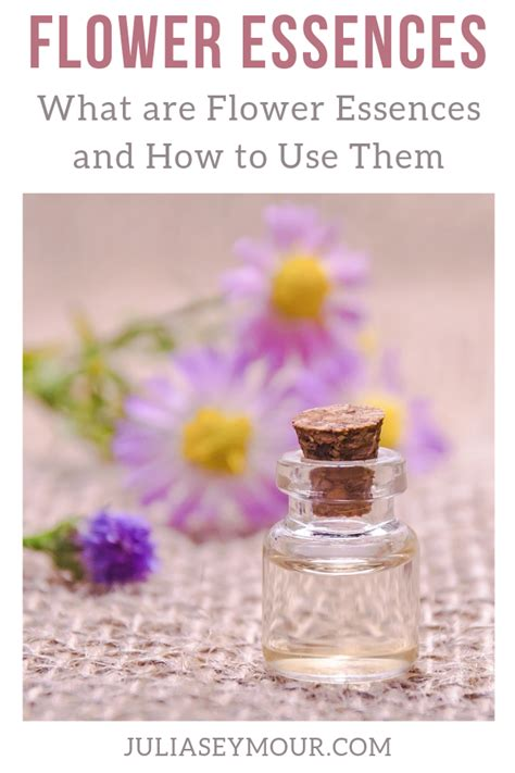 Flower Essences   Find out hoe to use flower essences as ...