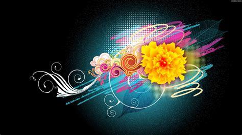 Flower Vector Designs 1080p Wallpapers | HD Wallpapers ...