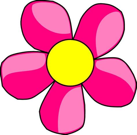 Flowers flower clipart free clipart images   Clipartix
