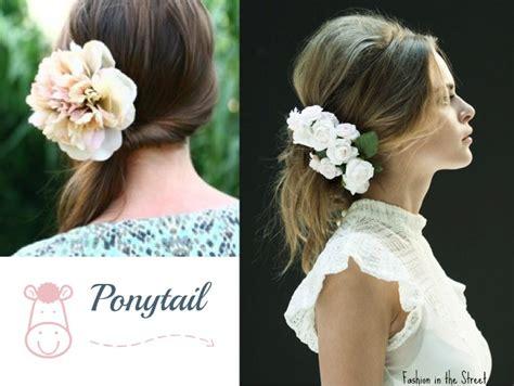 Flowers for wedding guests / Flores para invitadas a boda ...