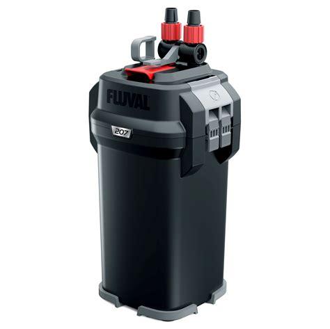 Fluval 207 Filtro de alimentación externa incluye Media ...