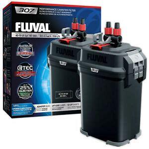 Fluval 307 Filtro de alimentación externa incluye Media ...