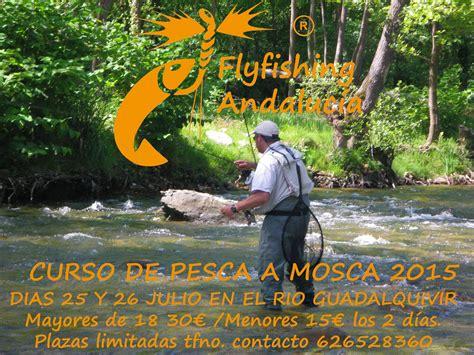 Fly Fishing Andalucía: CURSO DE PESCA A MOSCA FLYFISHING ...