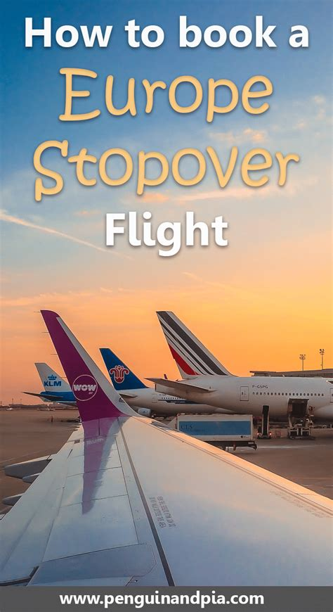 Flying Hack: How You Can Book a Europe Stopover Flight ...