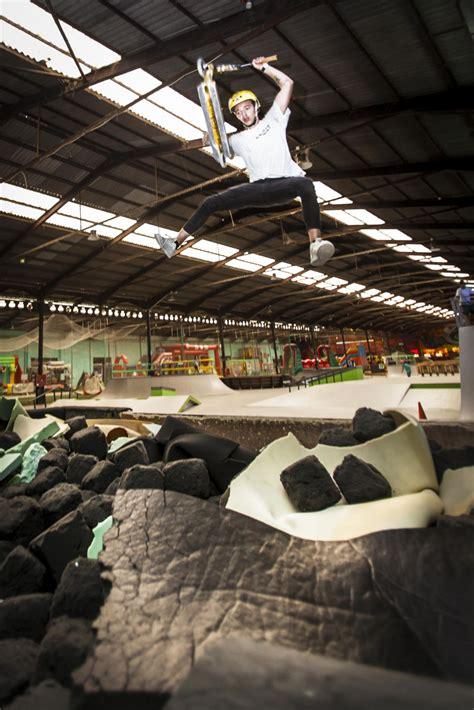 Foam pit | Green Indoor Park · Granollers · Barcelona
