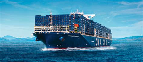 FOCUS: CMA CGM Bougainville a French giant of the seas