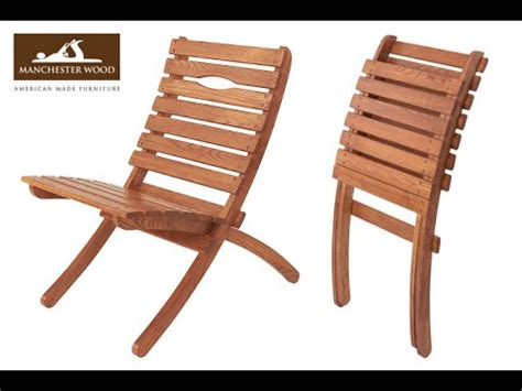 Folding Chair Wood~Folding Chairs Metal And Wood   YouTube