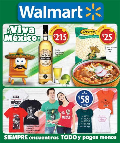 Folleto Walmart 1 al 18 septiembre 2016 by OFFDE   Issuu