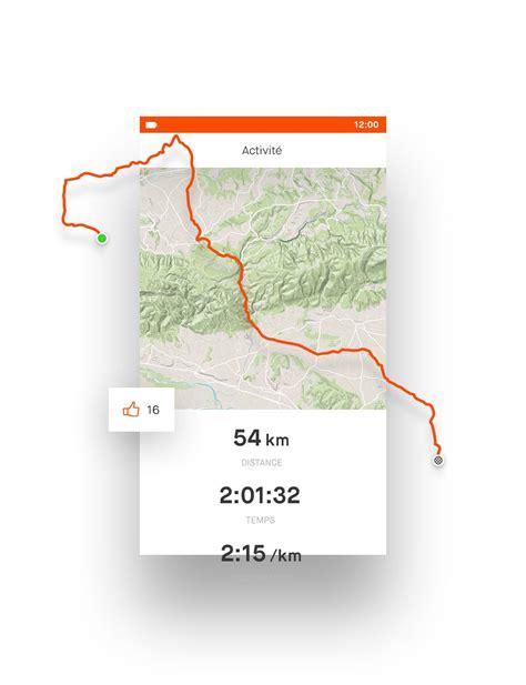Fonctionnalités Strava   Suivi GPS, cartes, analyses ...