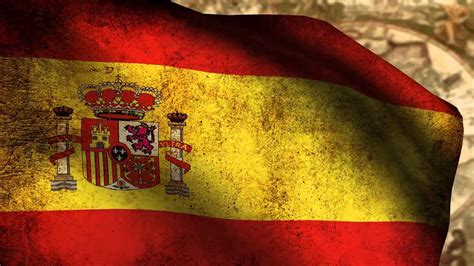 Fondo Animado De  Bandera Española  Para Tu PC   YouTube