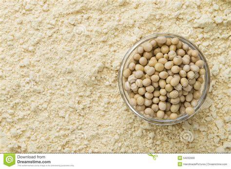 Fondo de la harina de soja foto de archivo. Imagen de ...