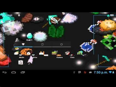 Fondo de pantalla de minecraft en movimiento   YouTube