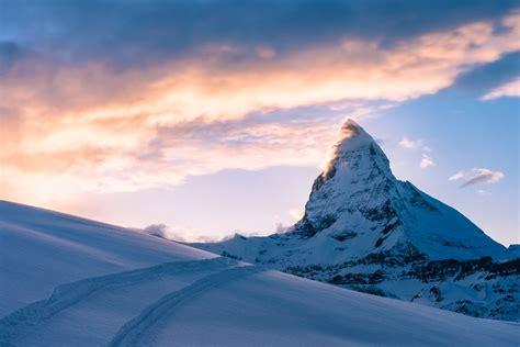 Fondo de pantalla semanal: Matterhorn en los Alpes Suizos ...