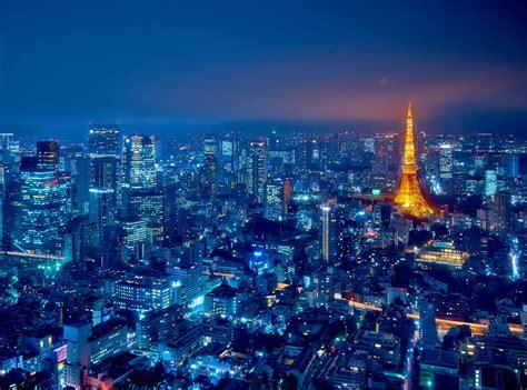 Fondo de pantalla semanal: Tokio por la noche en iPhoneros