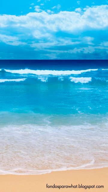 Fondo de un bonito mar   Go! en 2019   Playa dibujo, Playa ...