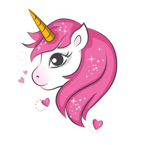 Fondo: linda unicornio niña   Lindo Unicornio Mágico Rosa ...