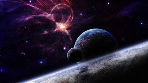 Fondos de Pantalla 1920x1080 Planetas Nebulosa en el ...