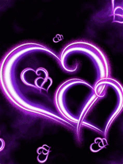 Fondos de pantalla animados de corazones de 240 x 320 ...