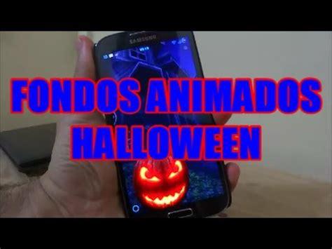 Fondos de pantalla animados para Halloween  LIVE WALLPAPER ...