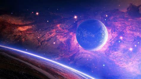 Fondos de pantalla : arte digital, planeta, hacer, cielo ...