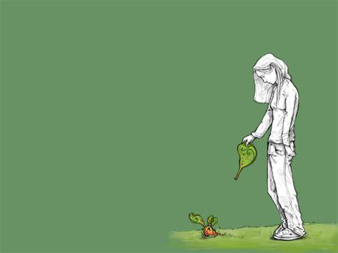 Fondos de pantalla : dibujo, ilustración, césped, verde ...